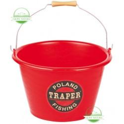 Wiadro 17 litrów traper
