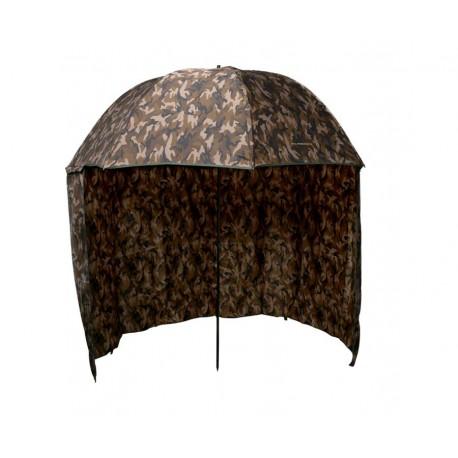 Flagman Camo Umbrella With Tent 2.5 m