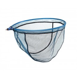 Flagman Rubber Net Head Two Colors 50x40с