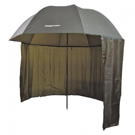 Parasol Flagman Duży z boakmi