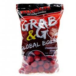 GRAB&GO GLOBAL STRAWBERRY JAM 20mm 1kg