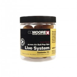 CC MOORE POP UP 18MM LIVE SYSTEM