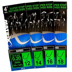 Super Stop Method Rigs size 12